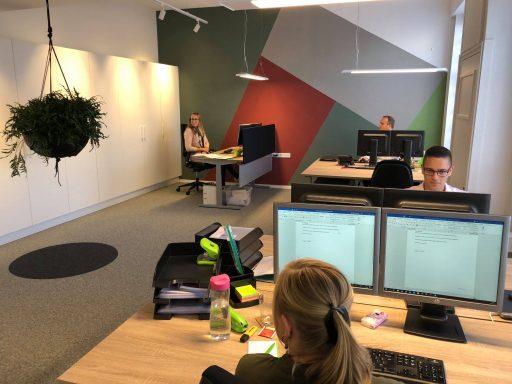 Afbeelding #002 voor het verhaal Op bezoek bij Eye accountancy in de Nederstraat