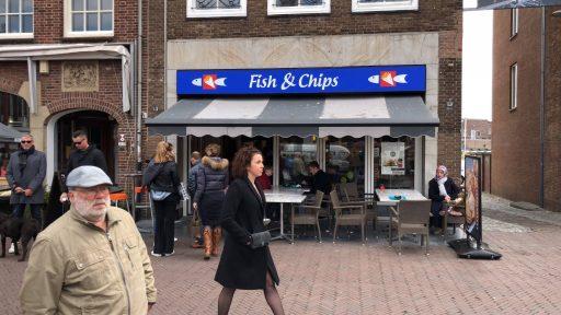 Afbeelding #000 voor het verhaal Op bezoek bij...Fish & Chips Middelburg