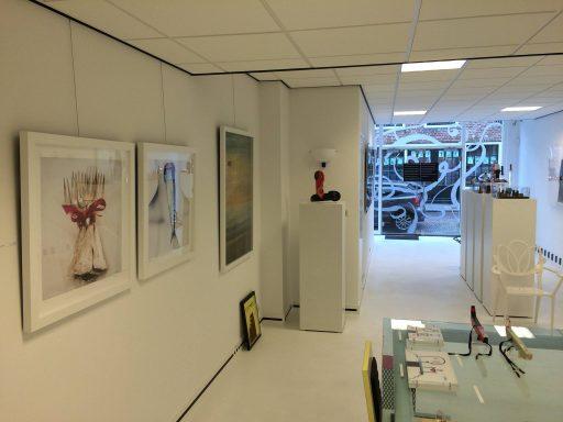 Afbeelding #000 voor het verhaal Op bezoek bij galerie Black Hill in Middelburg