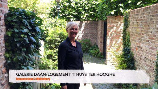 Afbeelding #000 voor het verhaal Op bezoek bij Galerie Daan/ Logement 't Huys ter Hooghe op de Rouaansekaai