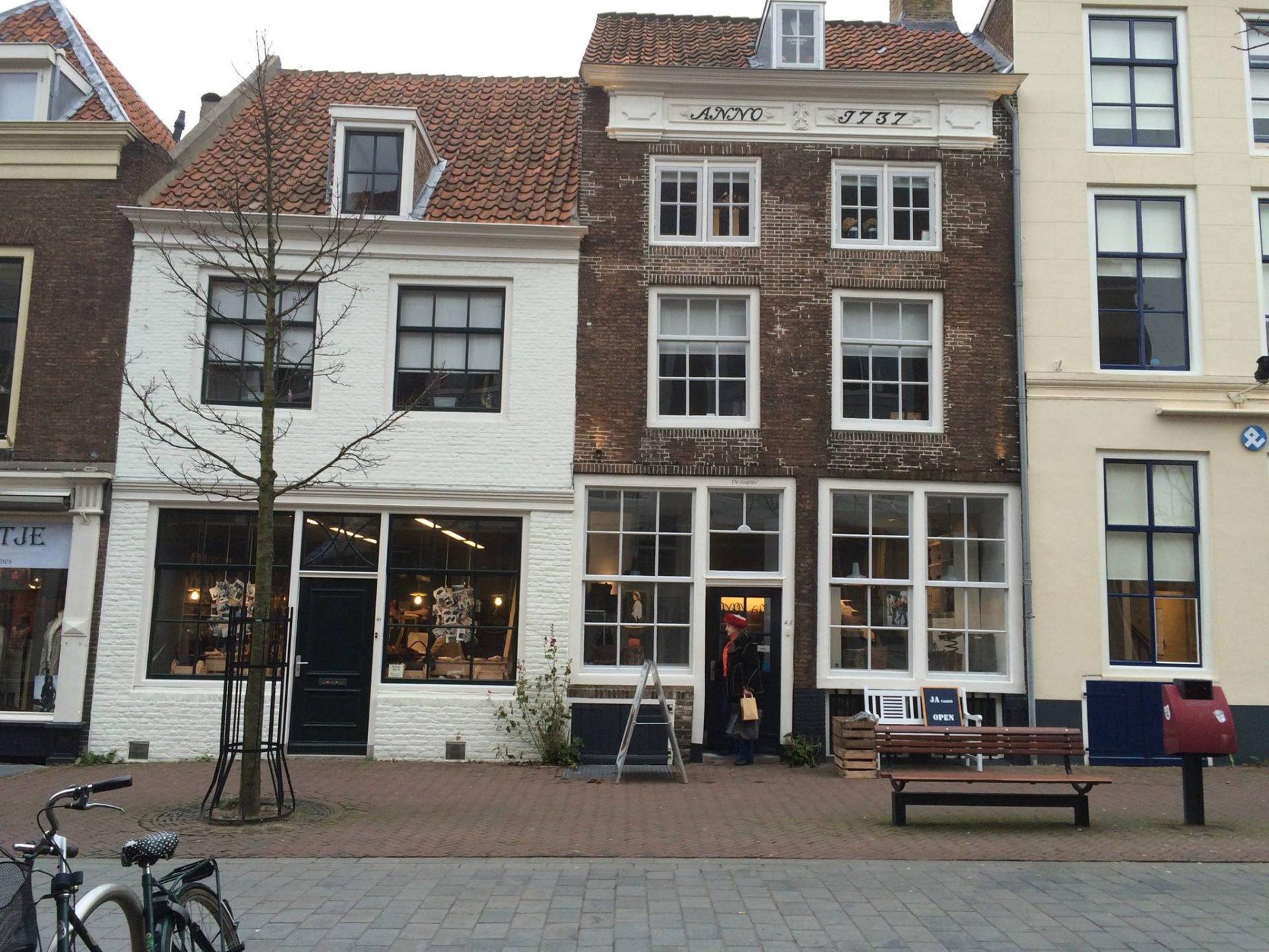 Afbeelding #000 voor het verhaal Op bezoek bij JA tassen in Middelburg