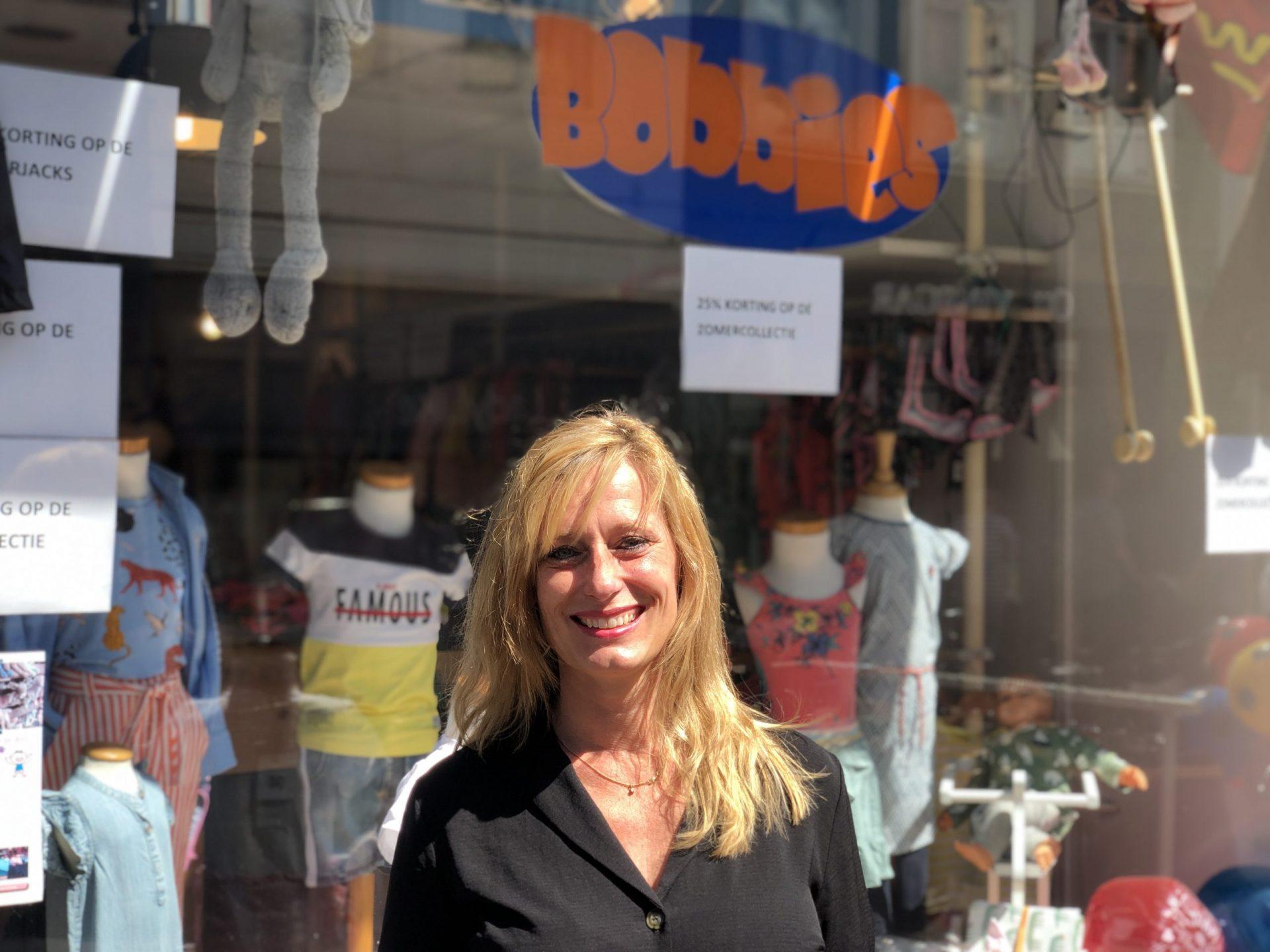 Afbeelding #000 voor het verhaal Op bezoek bij kinderwinkel Bobbies in de Langeviele in Middelburg