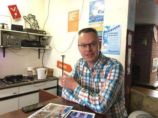 Afbeelding #000 voor het verhaal Op bezoek bij Leo Wolterman van de van Dixhoornbrigade