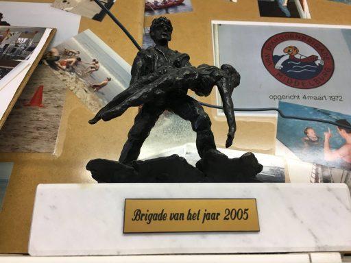 Afbeelding #004 voor het verhaal Op bezoek bij Leo Wolterman van de van Dixhoornbrigade