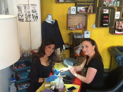 Afbeelding #000 voor het verhaal Op bezoek bij Miss Juulz in Middelburg