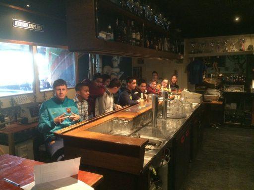 Afbeelding #001 voor het verhaal Op bezoek bij Poolcafé The Roadhouse in Middelburg