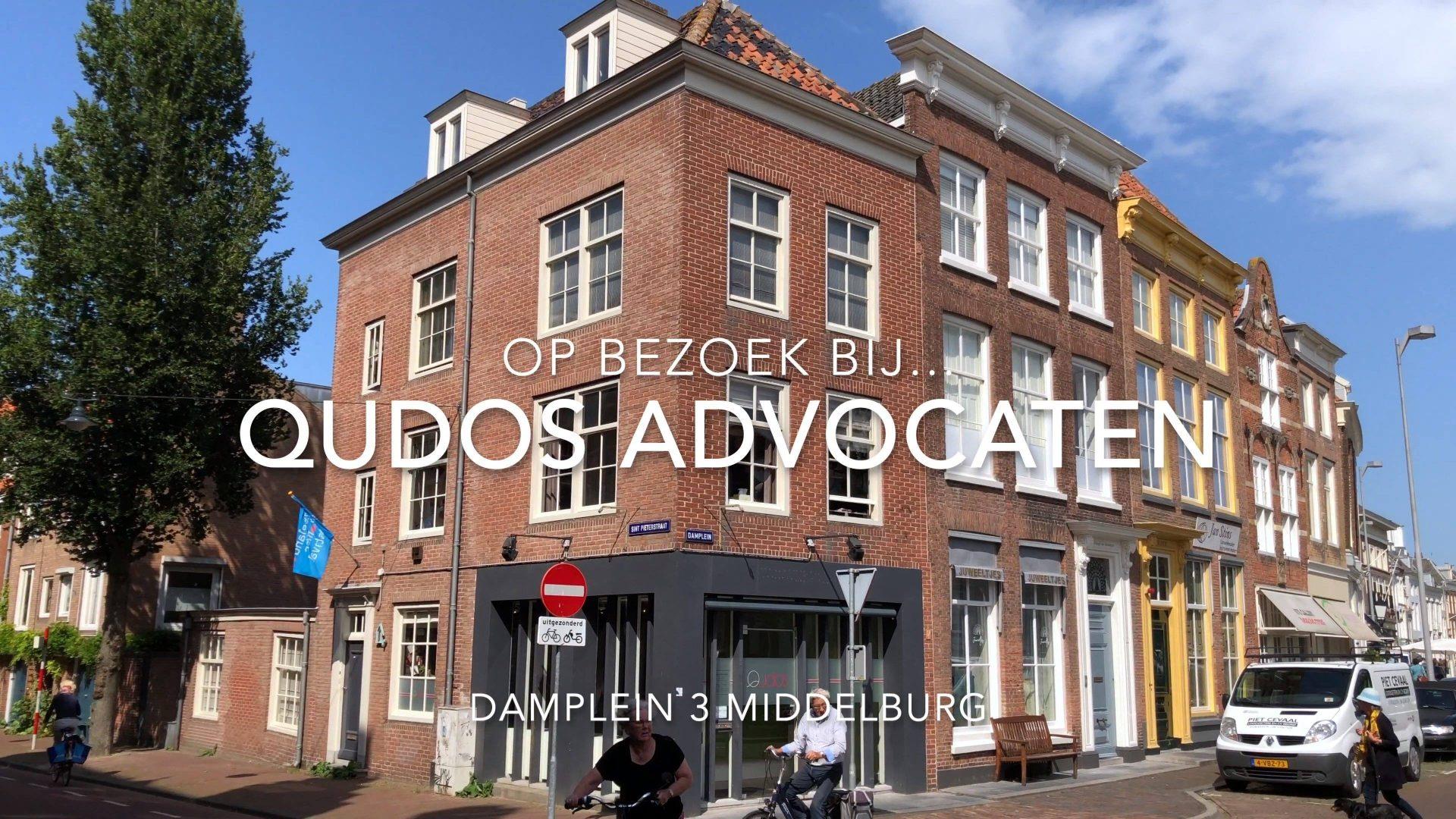 Afbeelding #000 voor het verhaal Op bezoek bij Qudos Advocaten in Middelburg