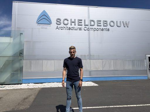Afbeelding #001 voor het verhaal Op bezoek bij Scheldebouw in Middelburg