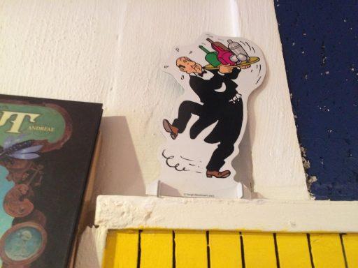 Afbeelding #002 voor het verhaal Op bezoek bij stripwinkel Perron 2