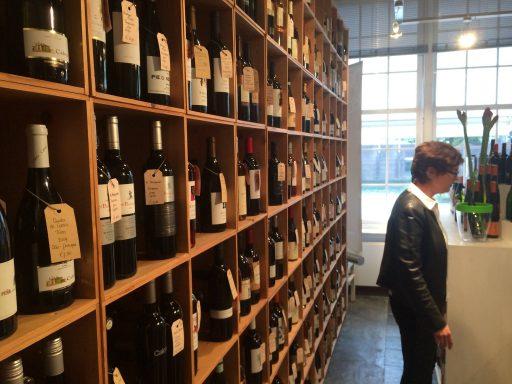 Afbeelding #001 voor het verhaal Op bezoek bij wijnwinkel 12% of meer
