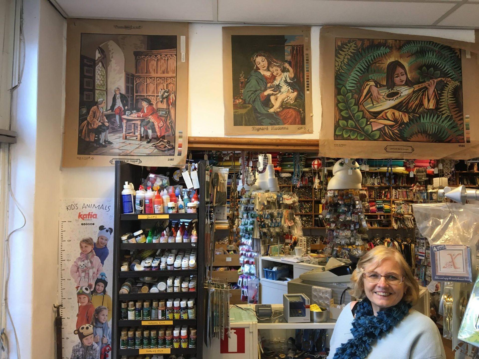 Afbeelding #000 voor het verhaal Op bezoek bij…Roos Fournituren in de Zusterstraat