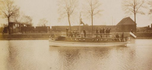 Afbeelding #000 voor het verhaal Op en en rond het Kanaal door Walcheren bij Middelburg, voor 1940