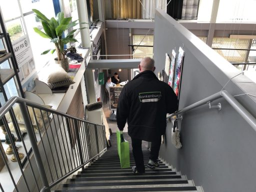 Afbeelding #002 voor het verhaal Op karwei in Vlissingen, met Blankenburgh wonen en slapen