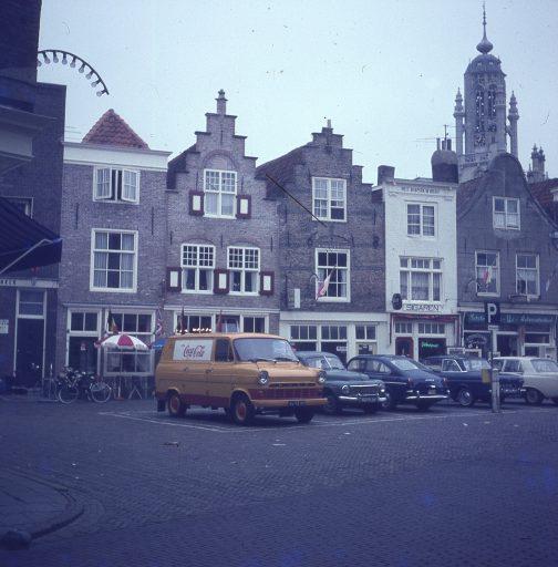 Afbeelding #000 voor het verhaal Op vakantie in Middelburg, in 1968