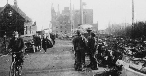 Afbeelding #000 voor het verhaal Opdat we nooit vergeten: de bevrijding van Middelburg in 11 foto's