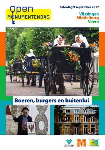 Afbeelding #000 voor het verhaal Open Monumentendag 2017 in Middelburg