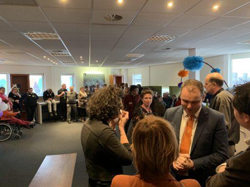 Afbeelding #000 voor het verhaal Opening werklocatie Tante Amalia bij Weststrate in Middelburg