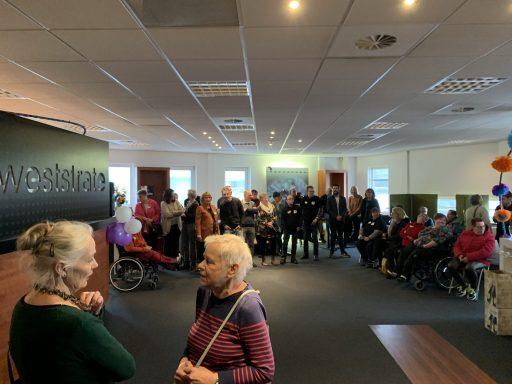 Afbeelding #001 voor het verhaal Opening werklocatie Tante Amalia bij Weststrate in Middelburg