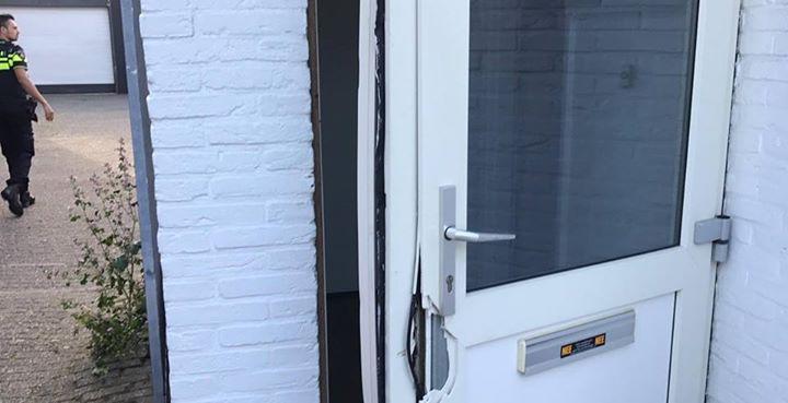 Afbeelding #000 voor het verhaal Opgelet: inbrekers houden huis in Middelburg centrum