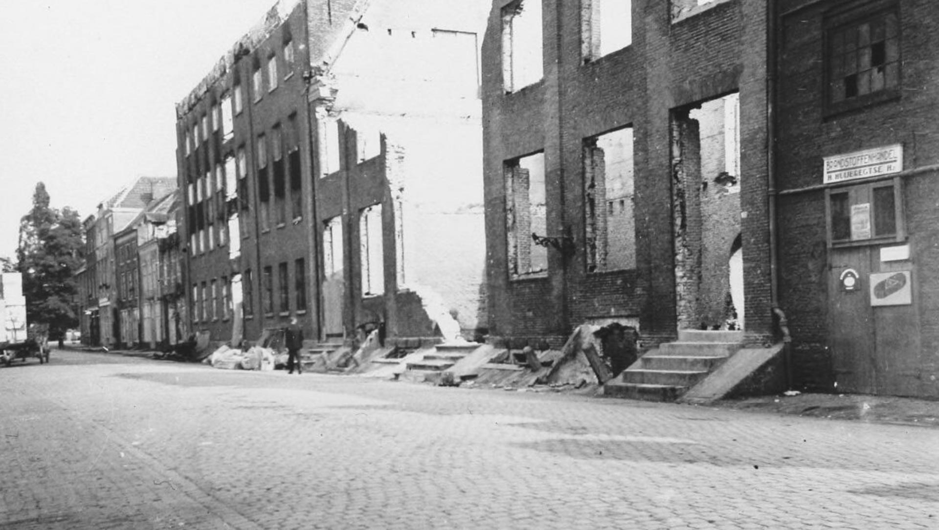 Afbeelding #000 voor het verhaal Opgroeien in de Middelburgse Breestraat van de jaren 40 en 50