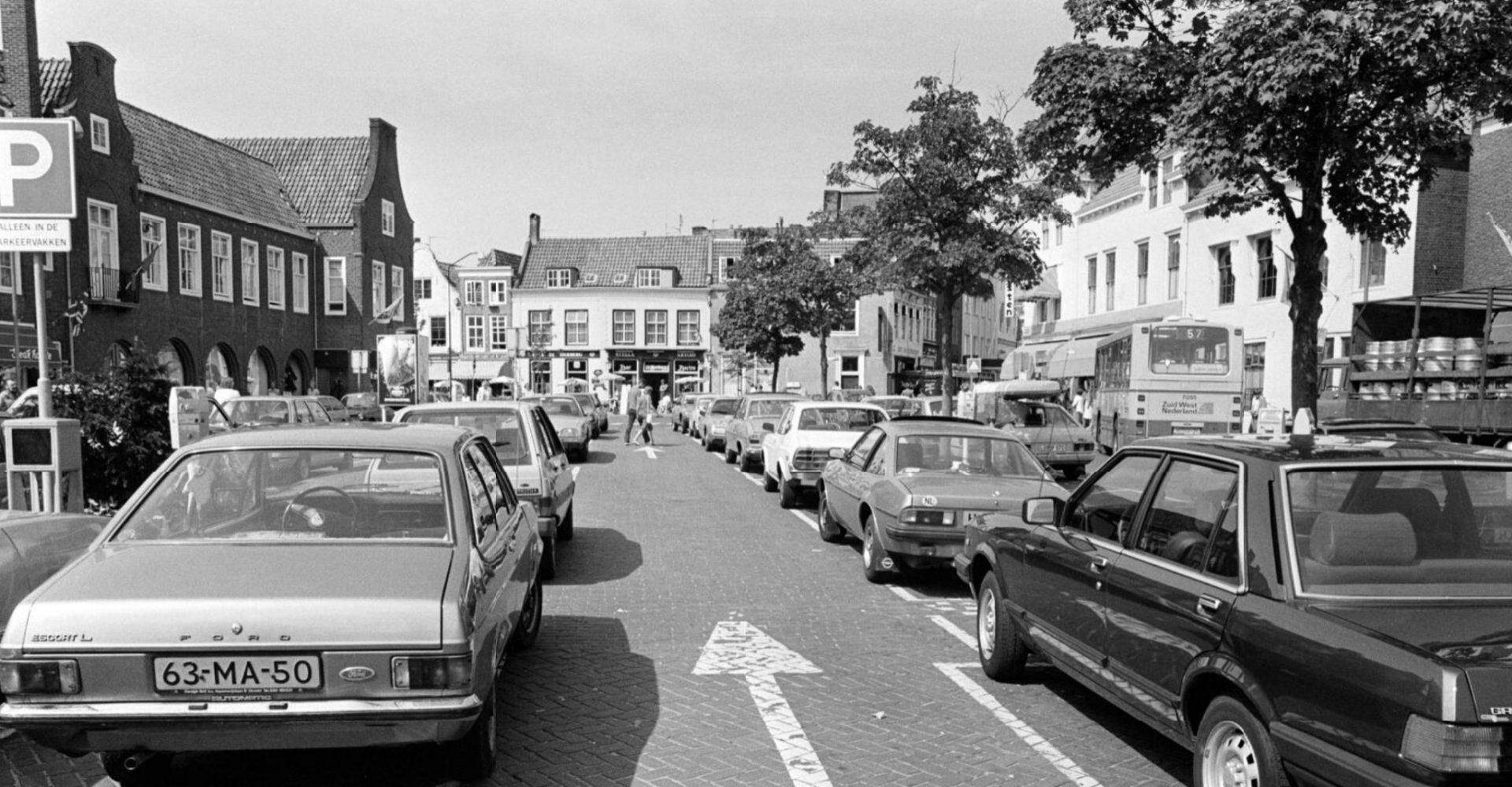 Afbeelding #000 voor het verhaal Opgroeien in het Middelburg van de jaren 80