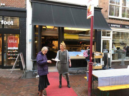 Afbeelding #000 voor het verhaal Oud-Hollandsche pop-up store: Lange Delft 111 heropend