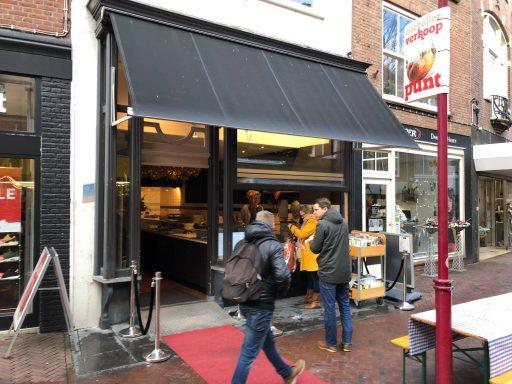 Afbeelding #002 voor het verhaal Oud-Hollandsche pop-up store: Lange Delft 111 heropend