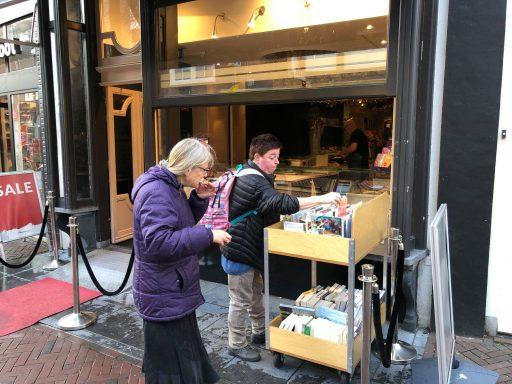 Afbeelding #003 voor het verhaal Oud-Hollandsche pop-up store: Lange Delft 111 heropend