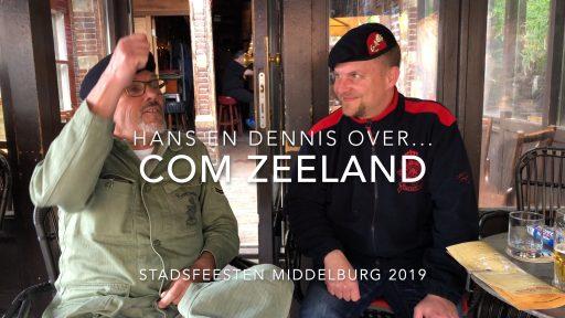 Afbeelding #000 voor het verhaal Oud-mariniers Hans en Dennis over COM Zeeland, Veteranendag 2019 en die ene verhuizing