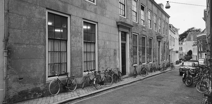 Afbeelding #000 voor het verhaal Oude balken in de Latijnse School in Middelburg