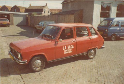 Afbeelding #000 voor het verhaal Oude foto's uit de archieven van La Vaca Middelburg