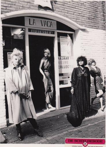 Afbeelding #001 voor het verhaal Oude foto's uit de archieven van La Vaca Middelburg