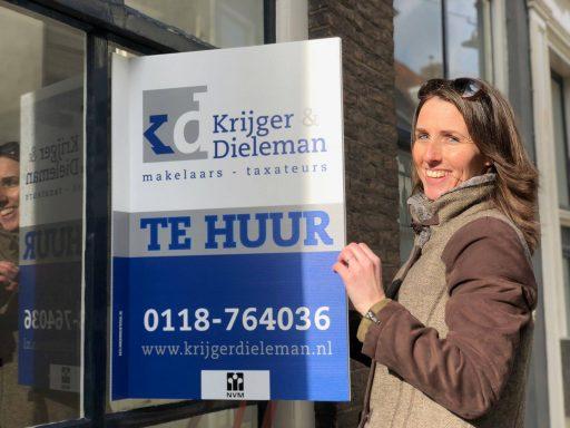 Afbeelding #000 voor het verhaal Oude winkels worden appartementen, ook in de Korte Noordstraat