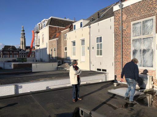 Afbeelding #001 voor het verhaal Over 250 jaar Vrijmetselaarsloge La Compagnie Durable in Middelburg