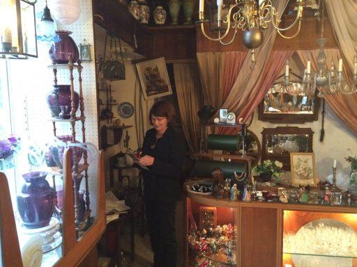 Afbeelding #002 voor het verhaal Over de architect van antiekwinkel De Swarte Leeuw in Middelburg