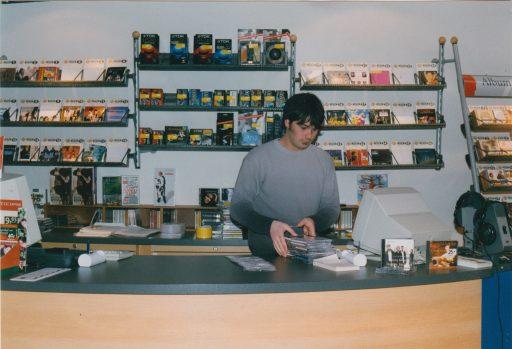 Afbeelding #001 voor het verhaal Over de Drvkkery in 1998 en muziek kopen in Middelburg vóór die tijd