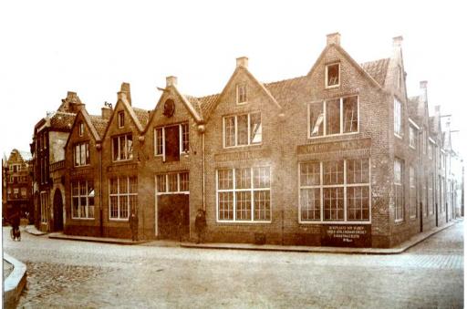 Afbeelding #002 voor het verhaal Over de verdwenen bierbrouwerij en likeurstokerij onder de Lange Jan in Middelburg