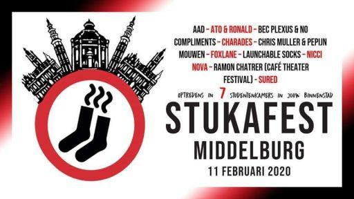 Afbeelding #000 voor het verhaal Over Stukafest Middelburg 2020 en de verhuizing van Bluesclub The Lane