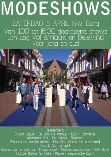 Afbeelding #000 voor het verhaal Paasweekend Middelburg 2017: een greep uit het programma