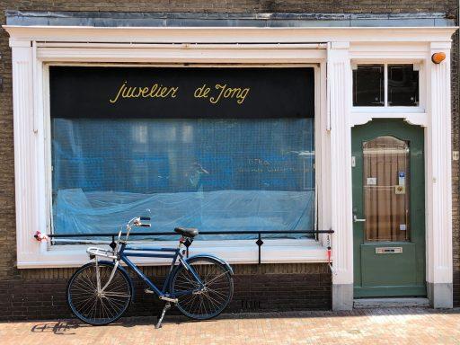 Afbeelding #000 voor het verhaal Pand Juwelier de Jong in de Sint Pieterstraat wordt woonhuis