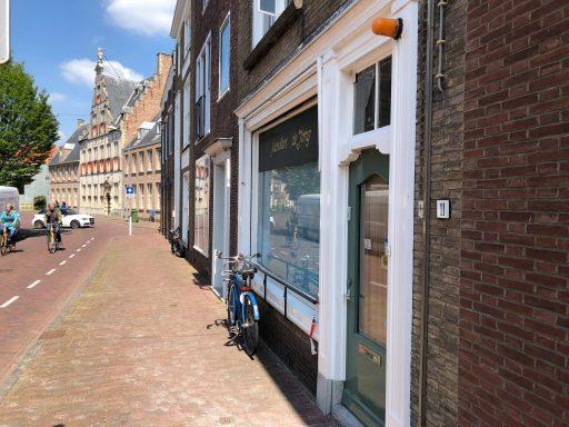 Afbeelding #001 voor het verhaal Pand Juwelier de Jong in de Sint Pieterstraat wordt woonhuis