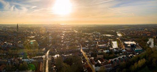 Afbeelding #000 voor het verhaal Panorama Middelburg, januari 2019