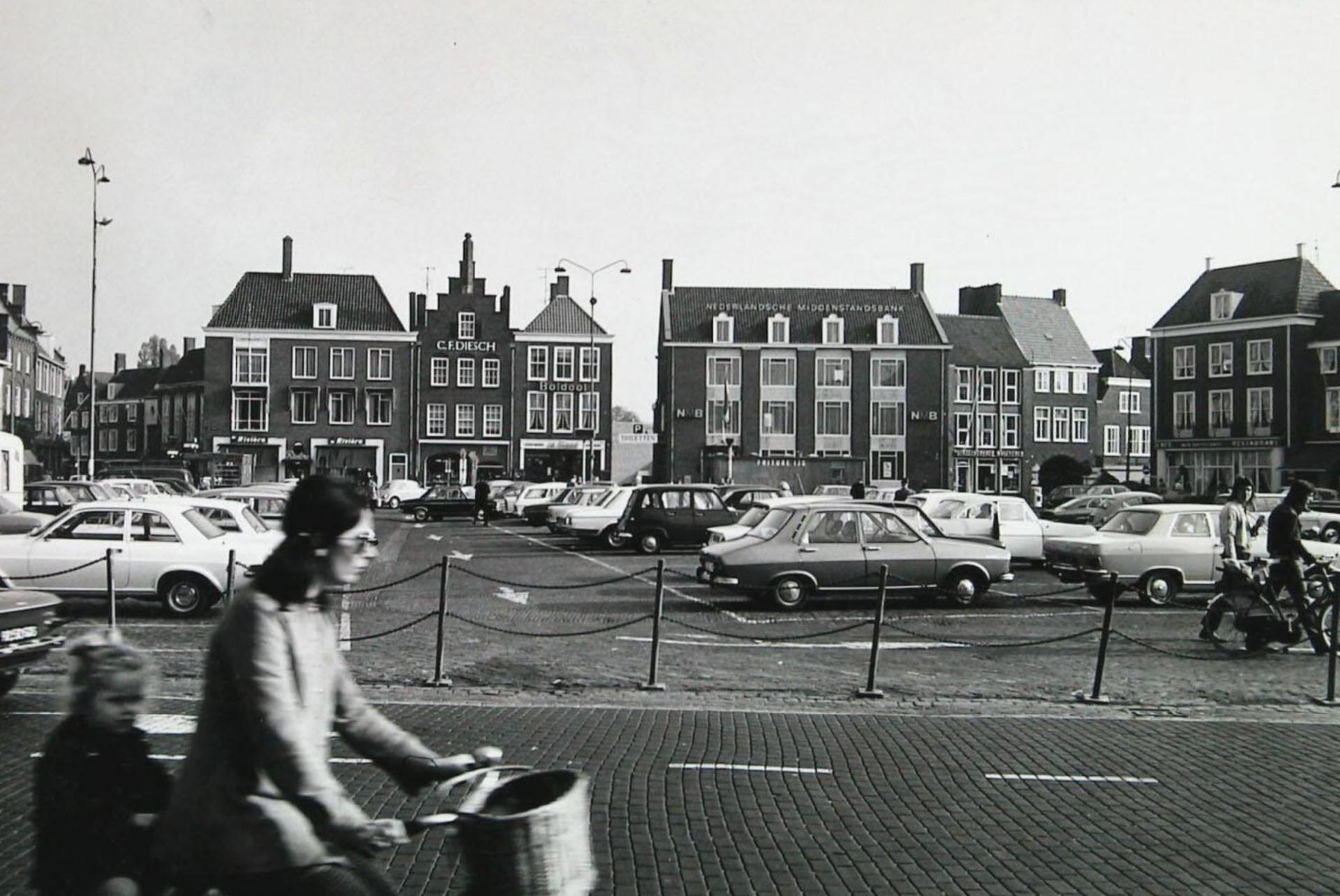 Parkeren Middelburg