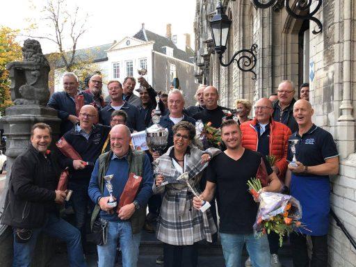 Afbeelding #000 voor het verhaal Paul Bol wint NK Standwerken 2019 in Middelburg