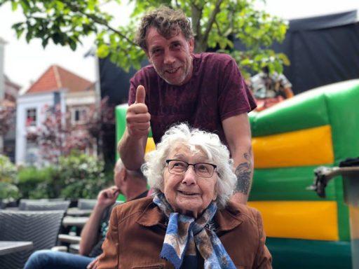 Afbeelding #000 voor het verhaal Paul Quist is De Stad, en zijn moeder ook