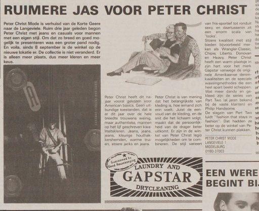 Afbeelding #003 voor het verhaal Peter Christ is De Stad