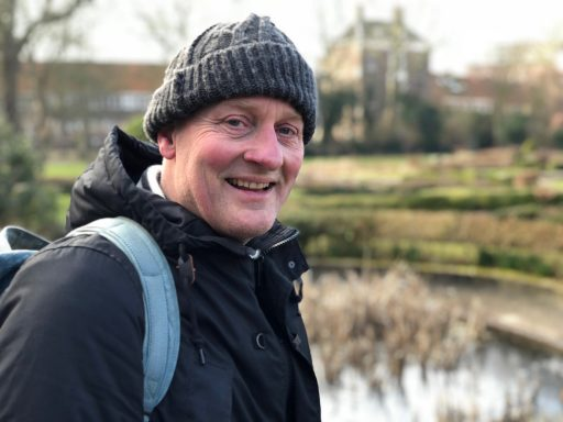Afbeelding #000 voor het verhaal Peter Sneltjes over de kikkers en padden van Park Molenwater in Middelburg