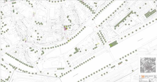 Afbeelding #001 voor het verhaal Plattegronden: de terrassen van Horeca Middelburg vanaf 1 juni 2020