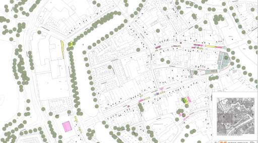Afbeelding #002 voor het verhaal Plattegronden: de terrassen van Horeca Middelburg vanaf 1 juni 2020