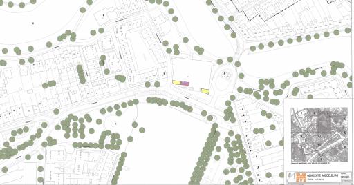Afbeelding #003 voor het verhaal Plattegronden: de terrassen van Horeca Middelburg vanaf 1 juni 2020